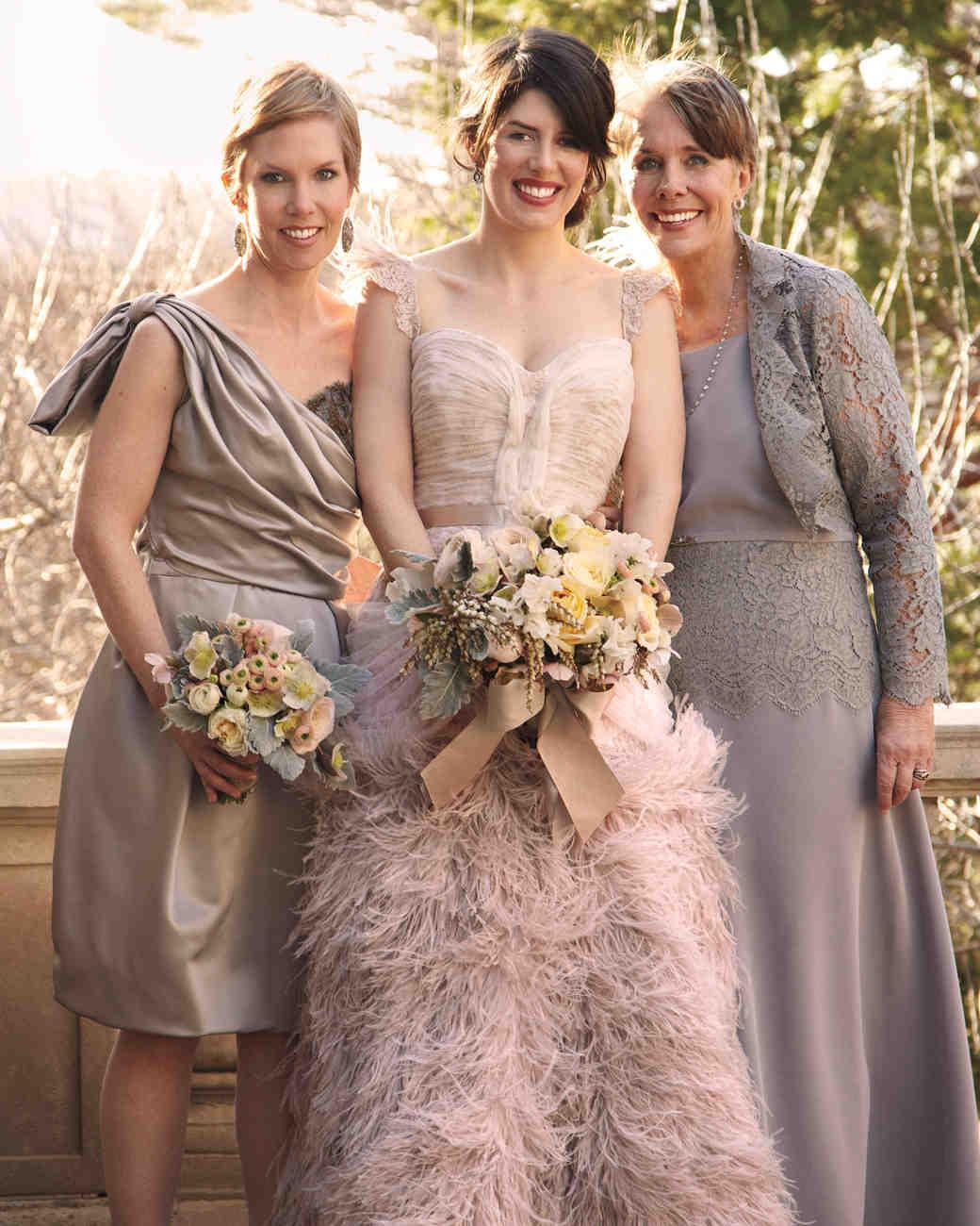 Bridal Family Dresses