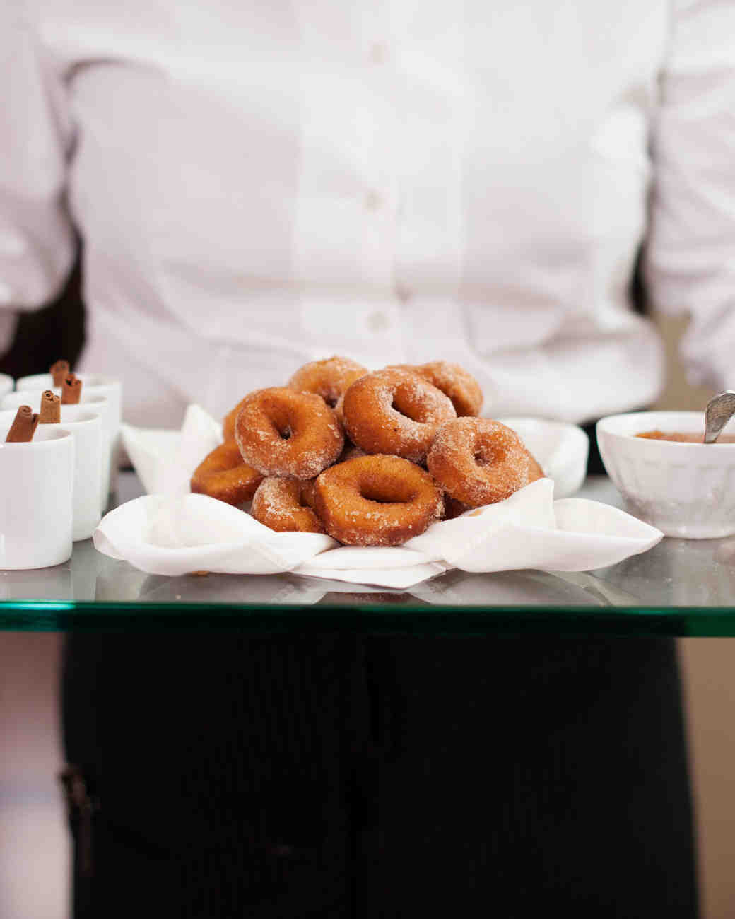 20 Delicious Ways to Serve Donuts at Your Wedding Martha Stewart