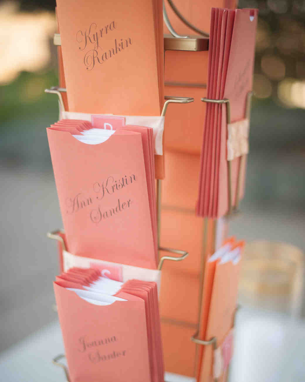 A Crafty Vineyard Wedding in Tiburon, California | Martha Stewart ...
