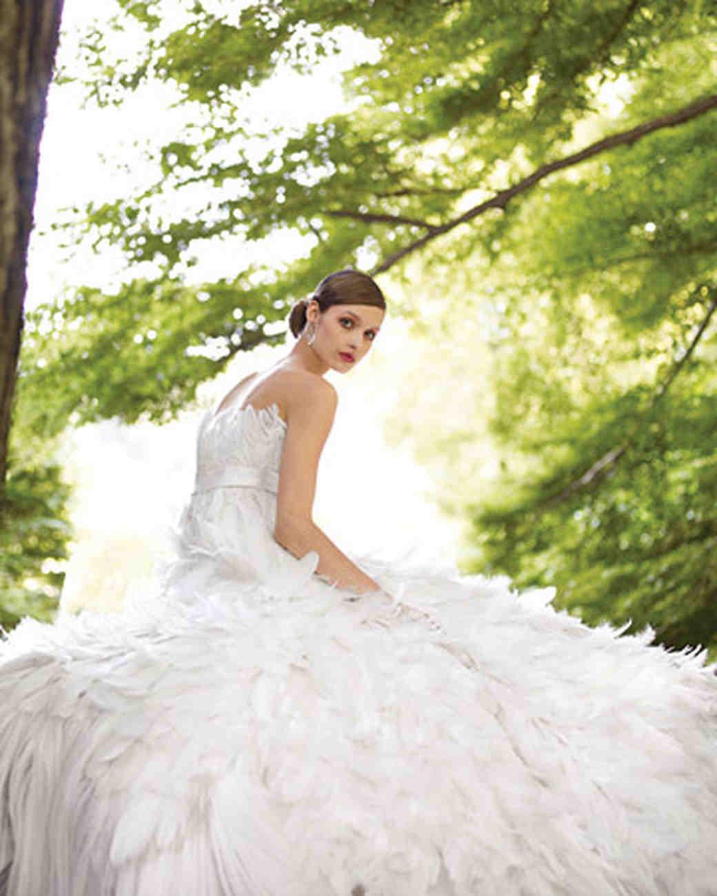 Outdoor Wedding Gowns