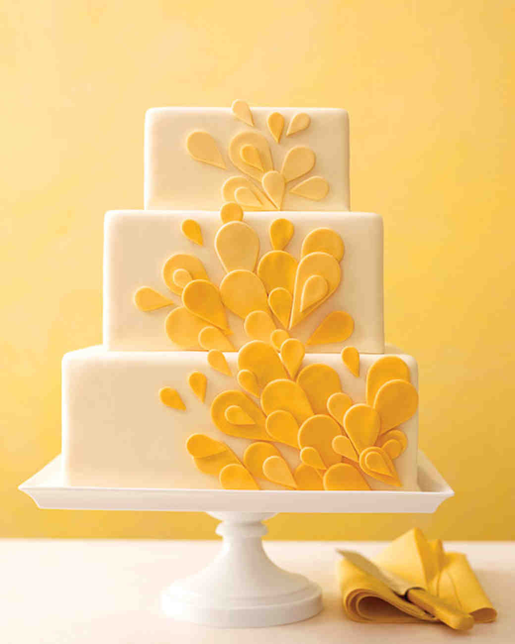 50 Beautiful Wedding Cakes That Are (Almost!) Too Pretty to Eat ...