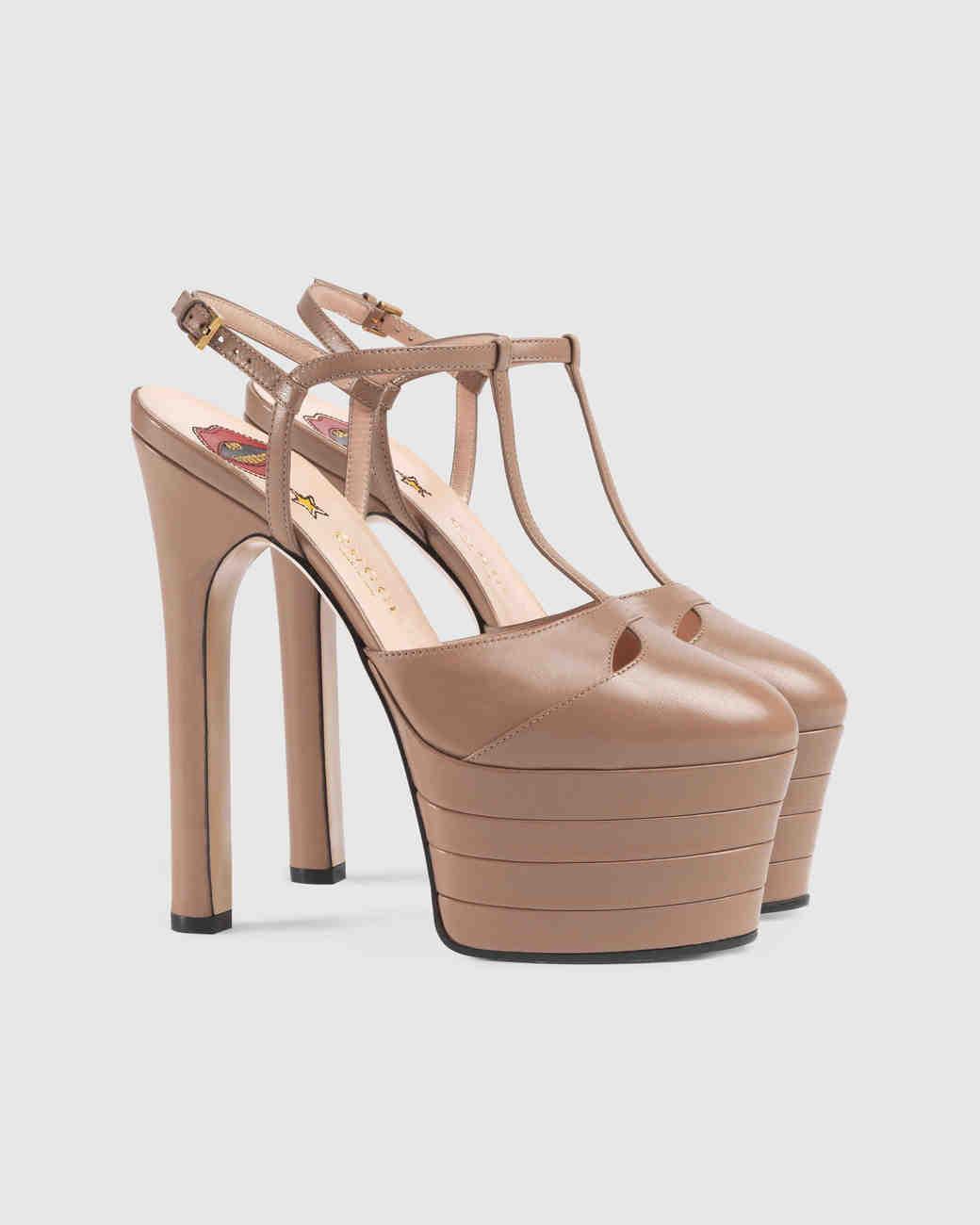 Gucci Nude Heels