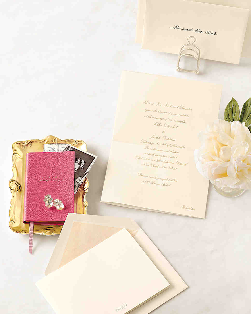Wedding Stationery That Matches Your Personal Style Martha