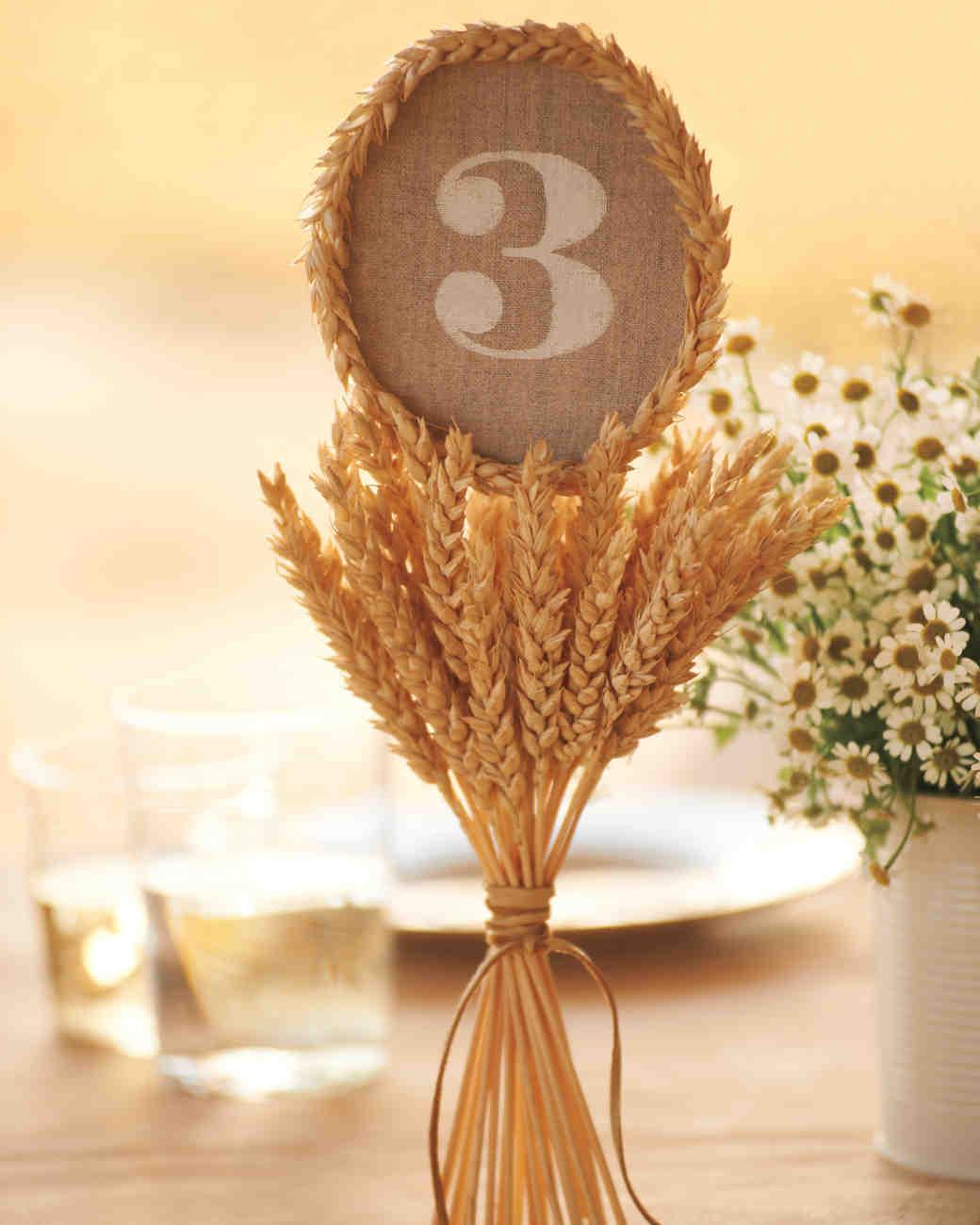 Country Wedding Centerpieces Ideas