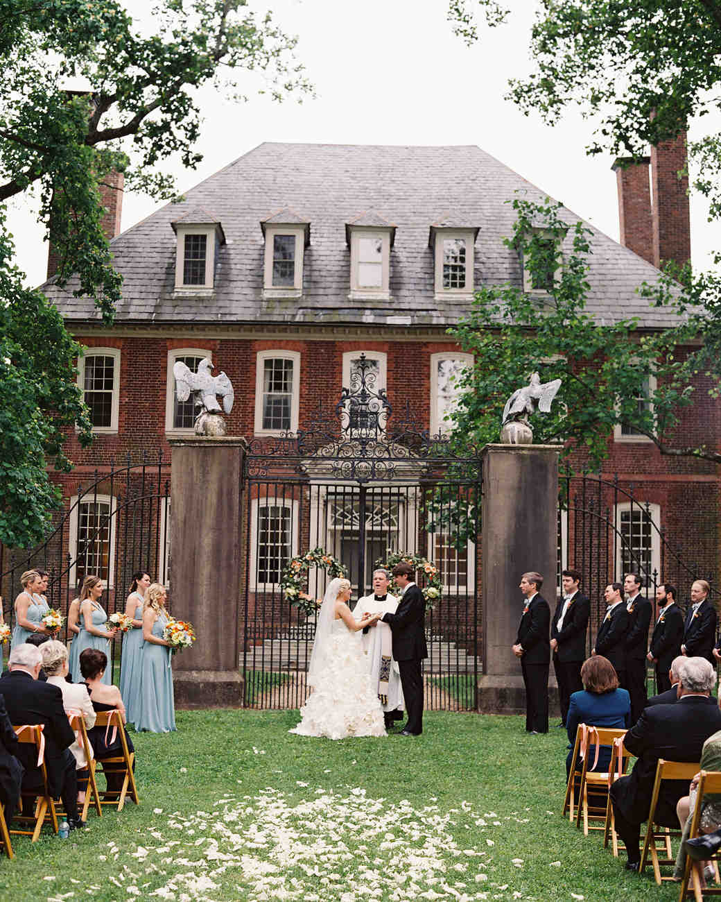 64 Top Wedding Planners Martha Stewart Weddings
