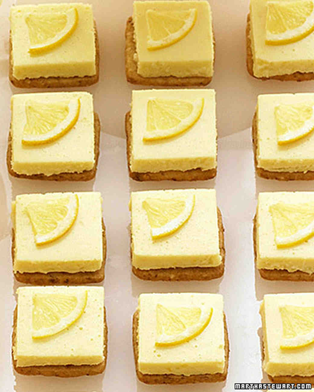 Hazelnut Cheesecake Squares