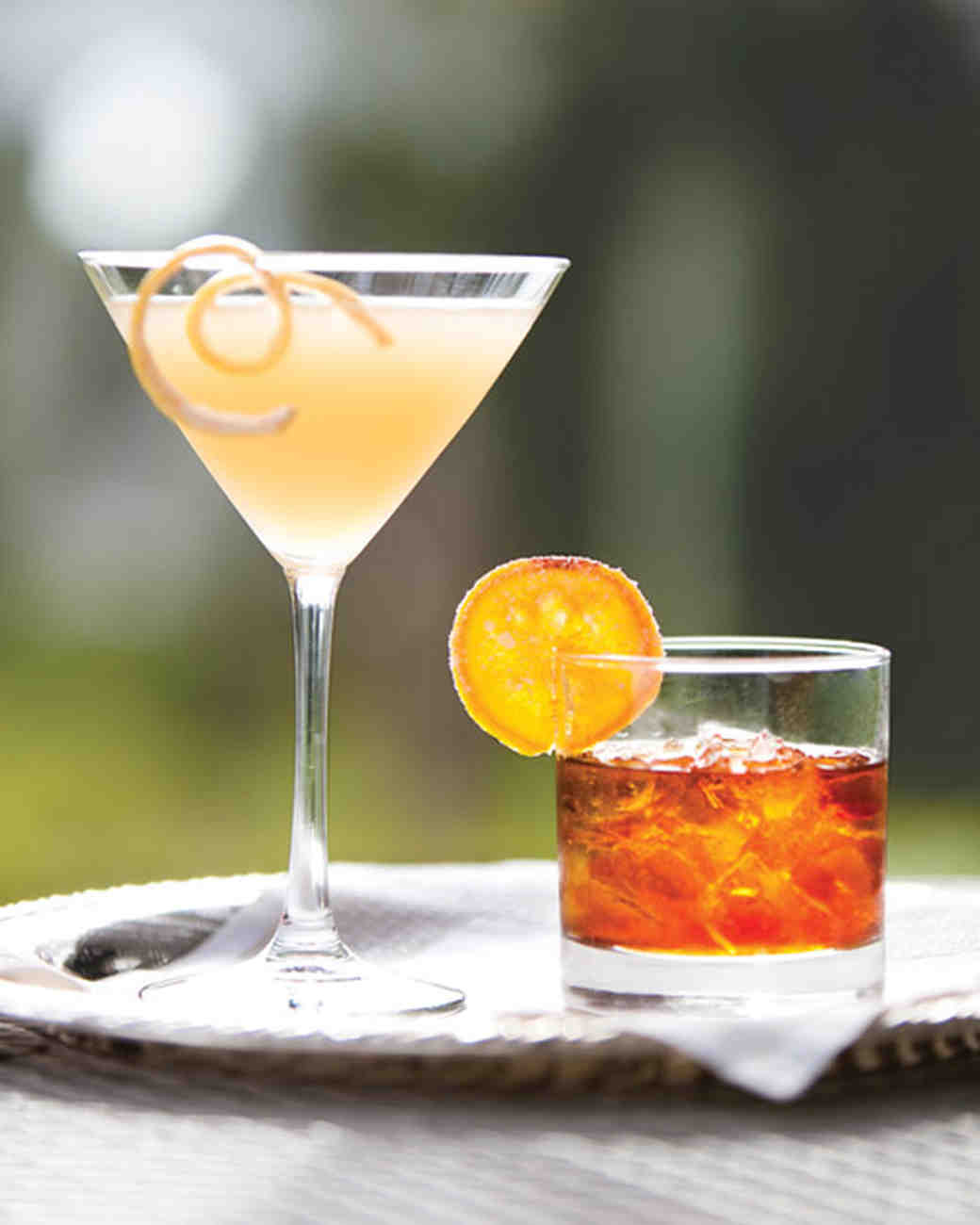 Wedding Drinks Ideas: Signature Drinks From Real Weddings