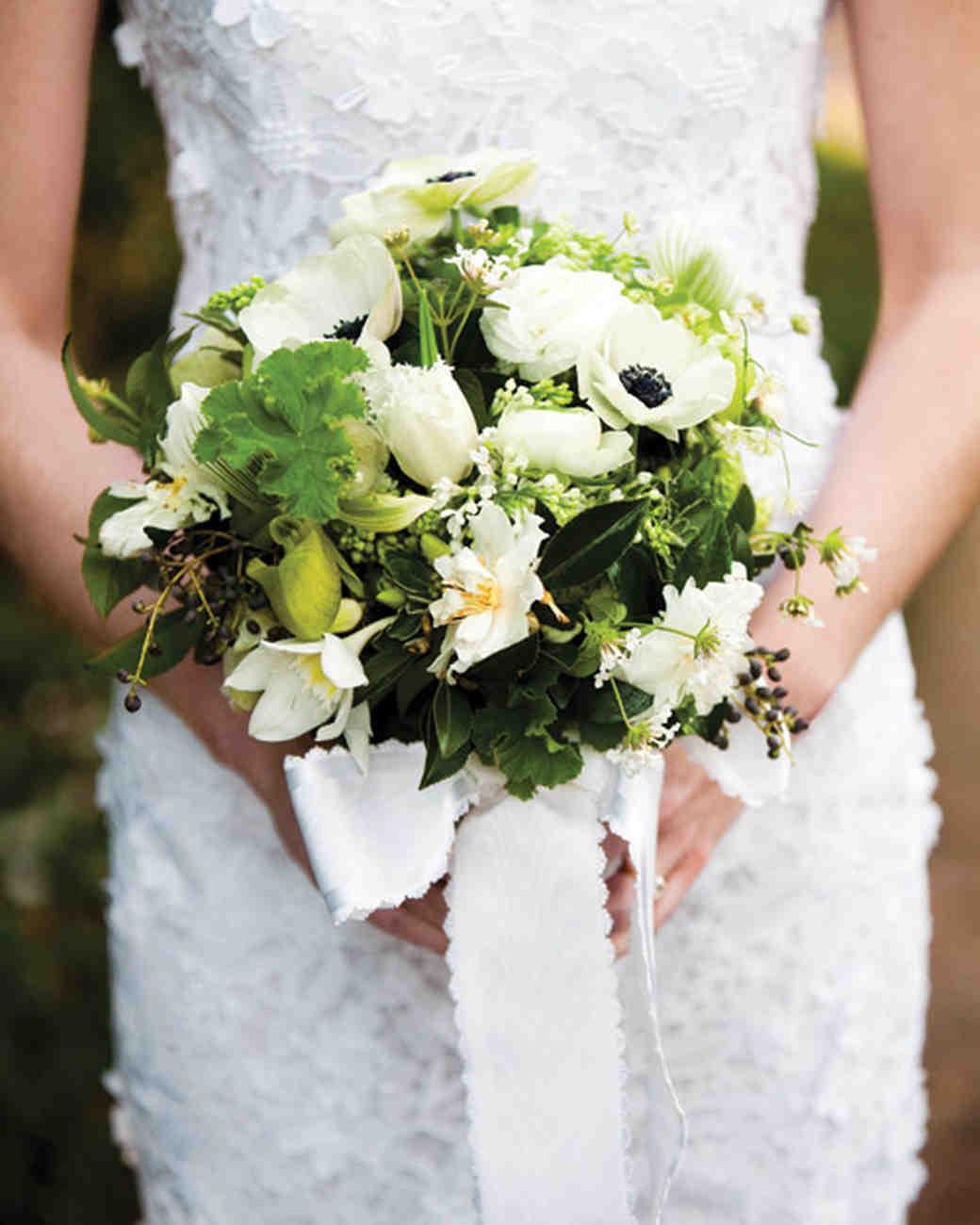 A Formal Black-and-White Wedding in North Carolina | Martha ...