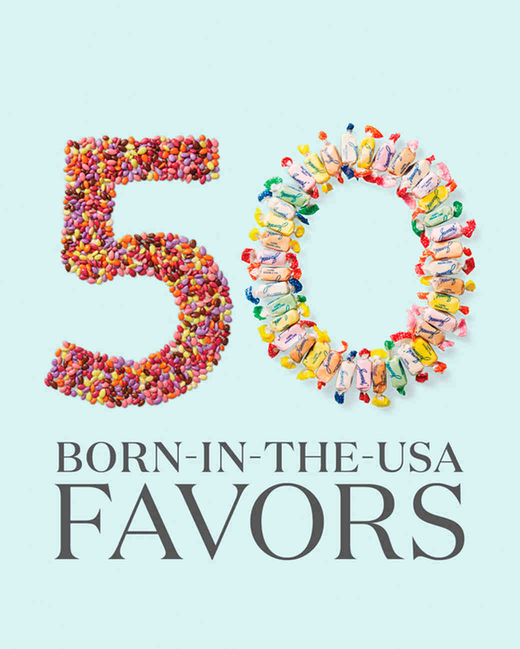 50 Best Wedding Favor Ideas For Every State In The Nation Martha