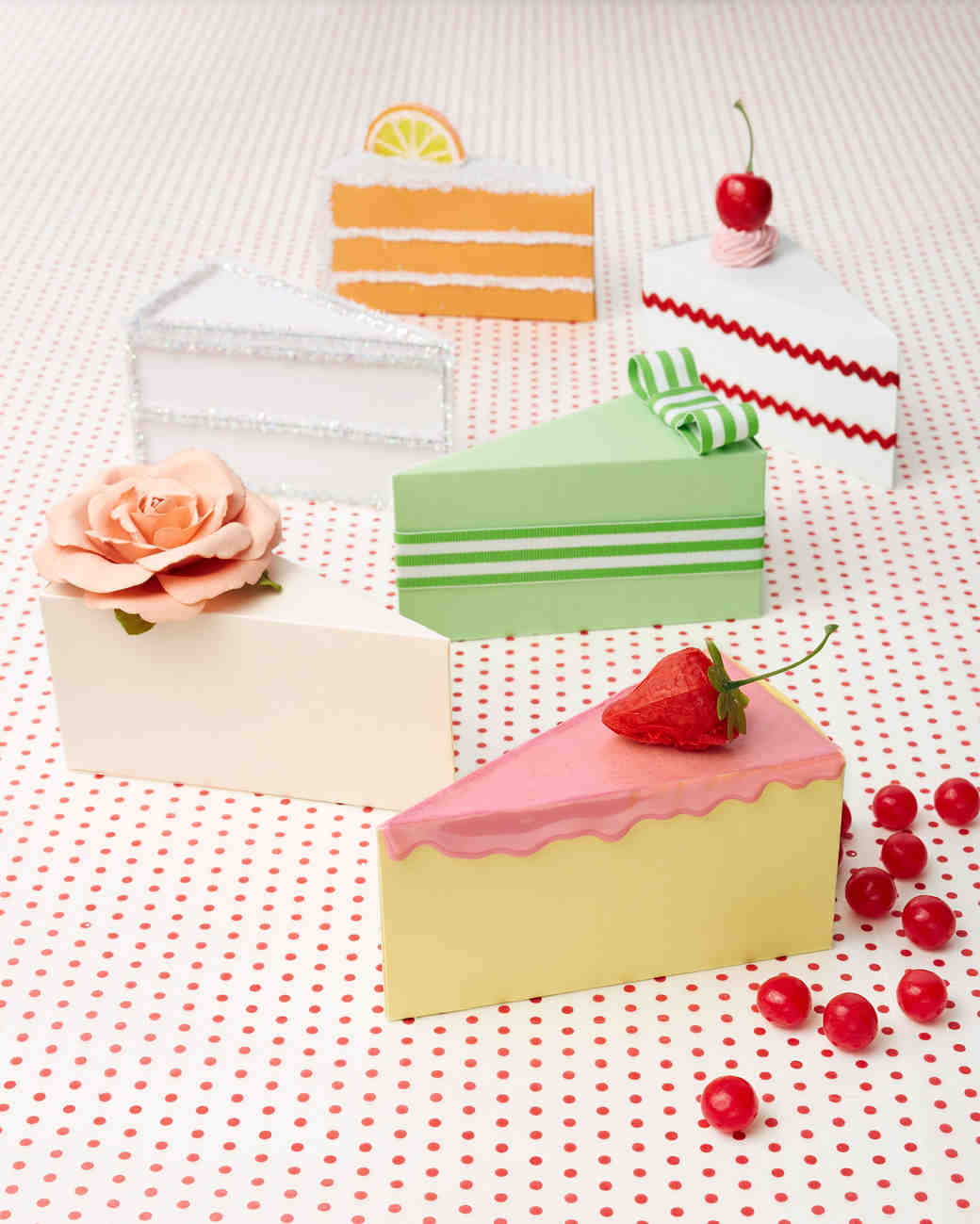 cake shaped boxes