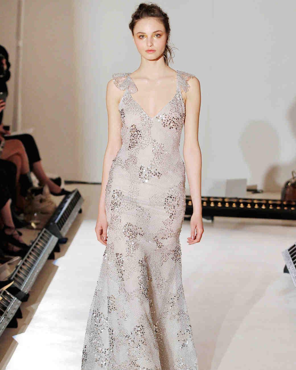 b7340ca70abb Hayley Paige Spring 2017 Wedding Dress Collection | Martha Stewart Weddings