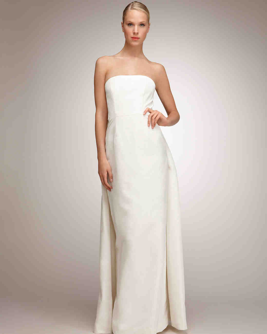 Isaac Mizrahi Wedding Dress