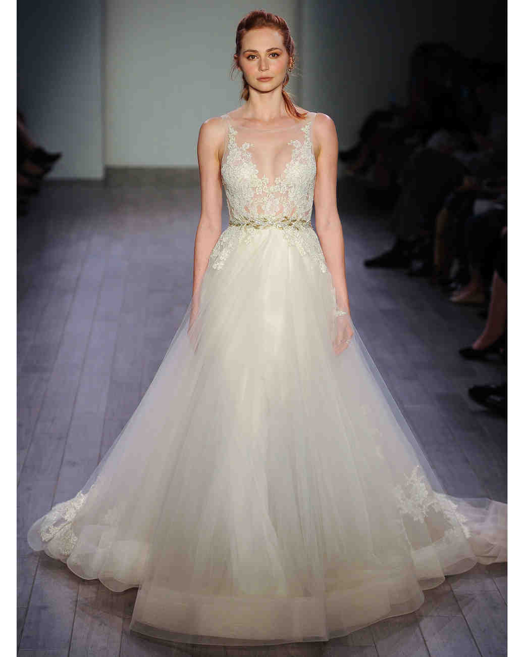 Bridal Designer Lazaro S Latest Designs Start Slideshow 1 Of 17