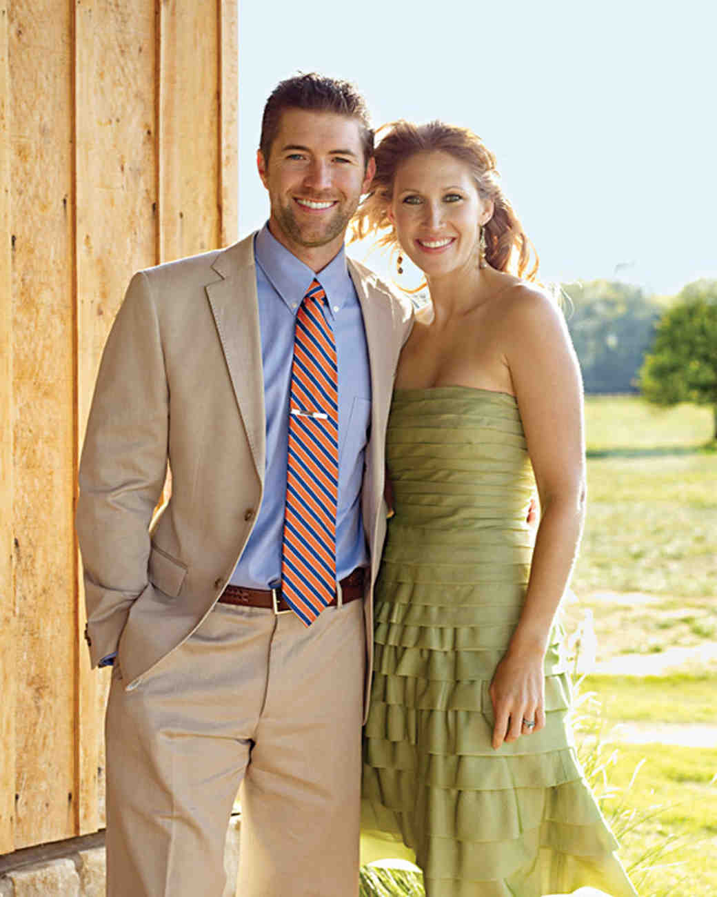 Formal dress for wedding ceremony