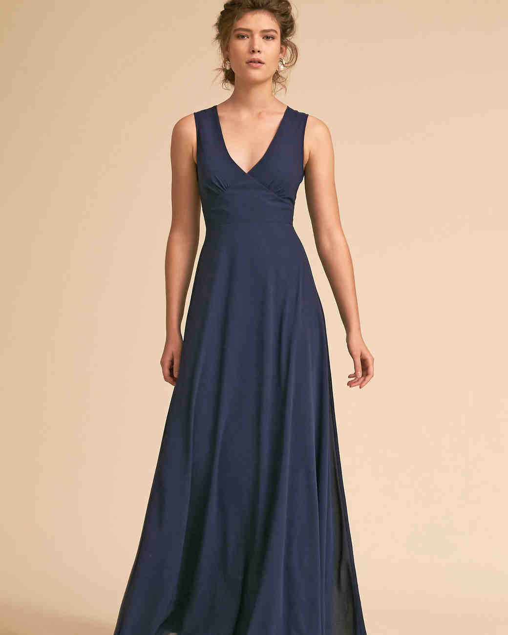 918220ef948 35 Navy Dresses for Classic Mothers of the Bride and Groom