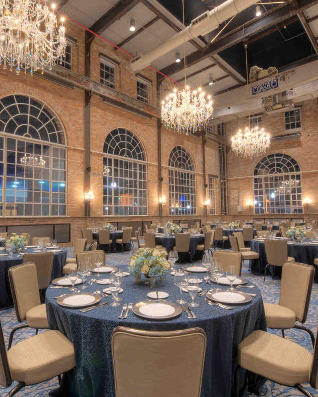 new venue indoor ballroom seating