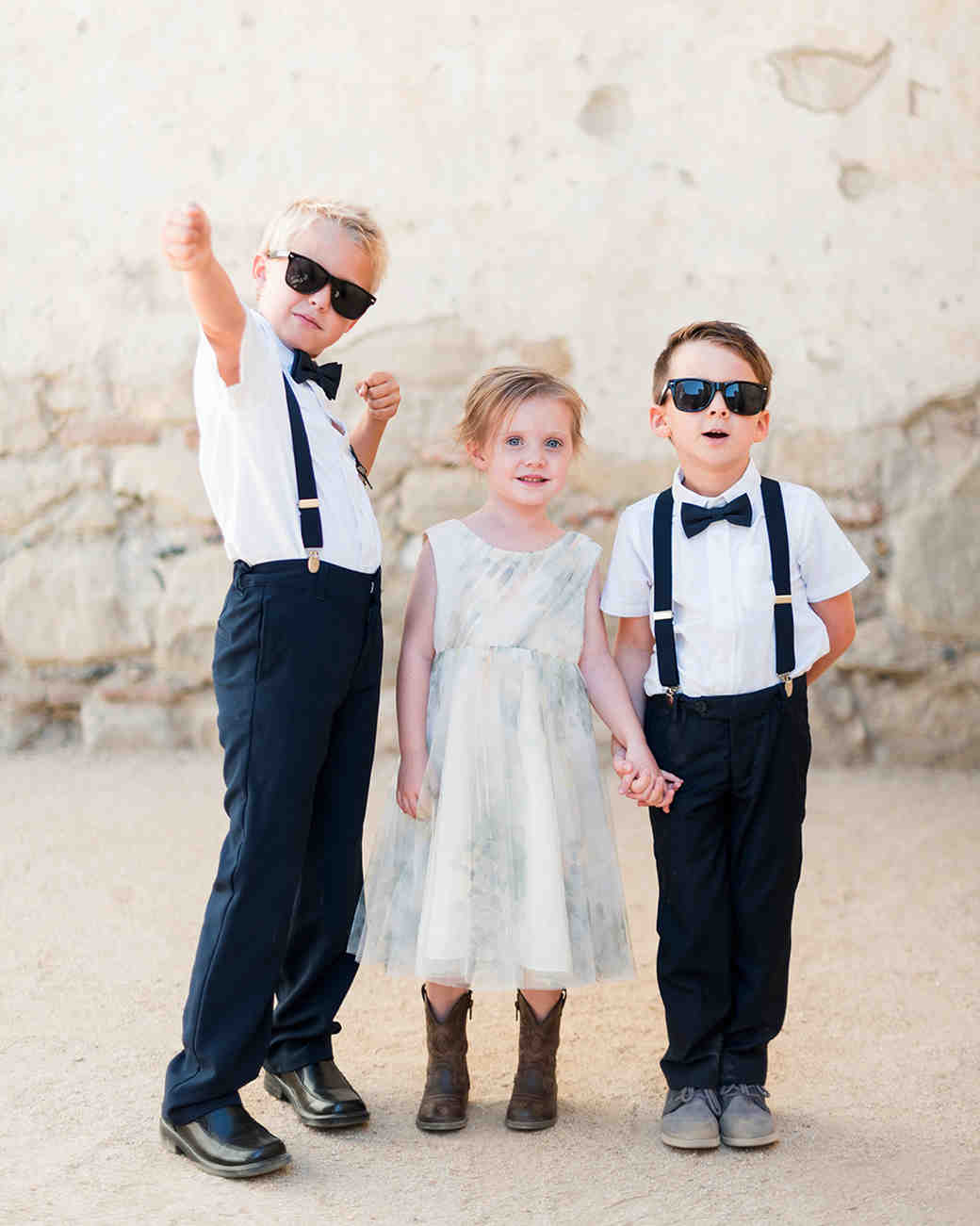 ring bearer sunglasses cool kids