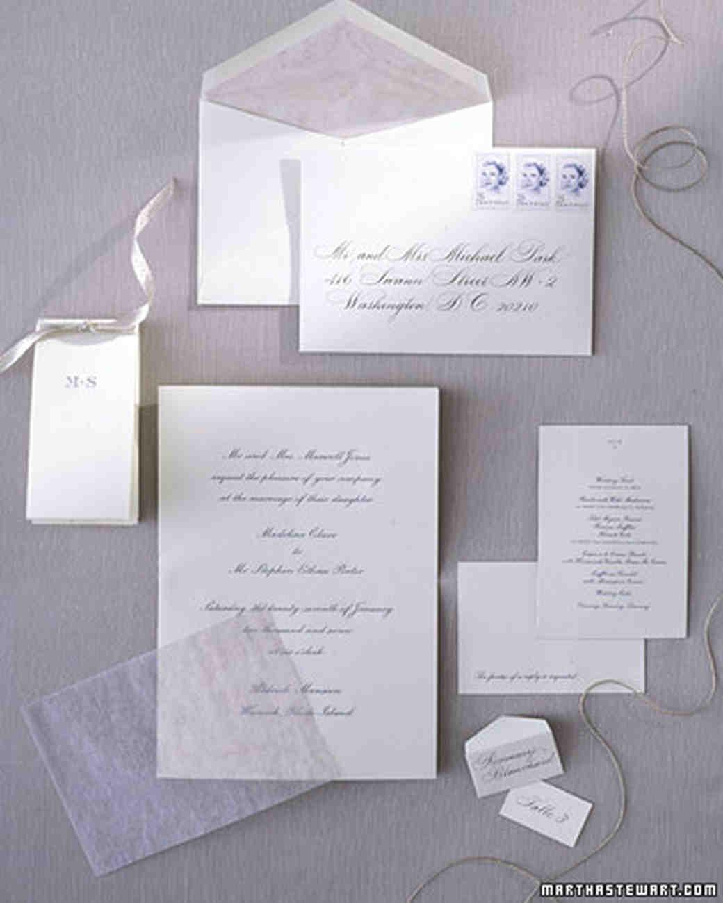 Wedding Colors: Blue and Silver | Martha Stewart Weddings