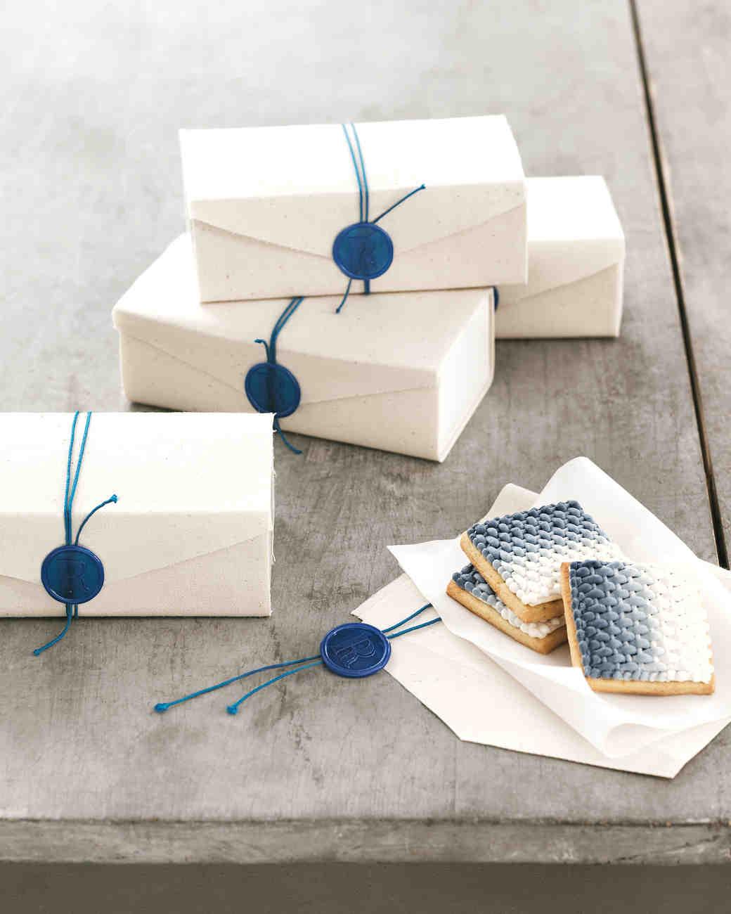 & 29 Wedding Favor Wrapping Ideas to Steal | Martha Stewart Weddings