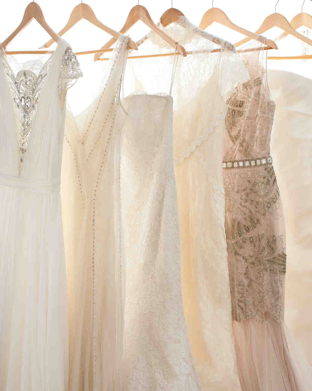 The Best Wedding Dress Shopping Tips | Martha Stewart Weddings