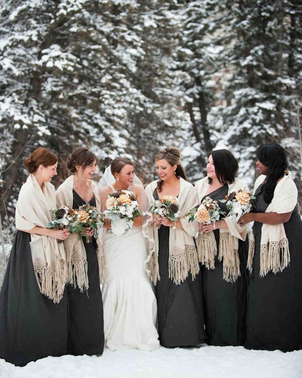 7 Simple Ways To Make Your Winter Wedding Cozy