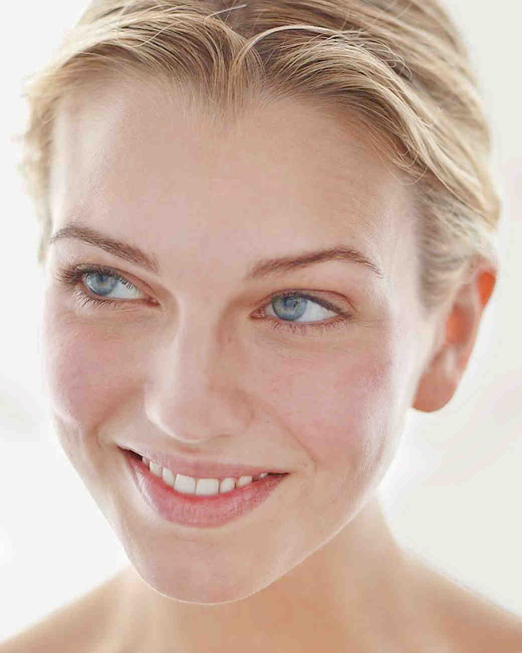 How To Get Perfect Eyebrows For Your Big Day Martha Stewart Weddings