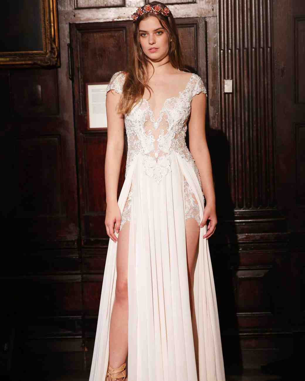 Berta Bridal Spring 2017 Wedding Dress Collection Martha