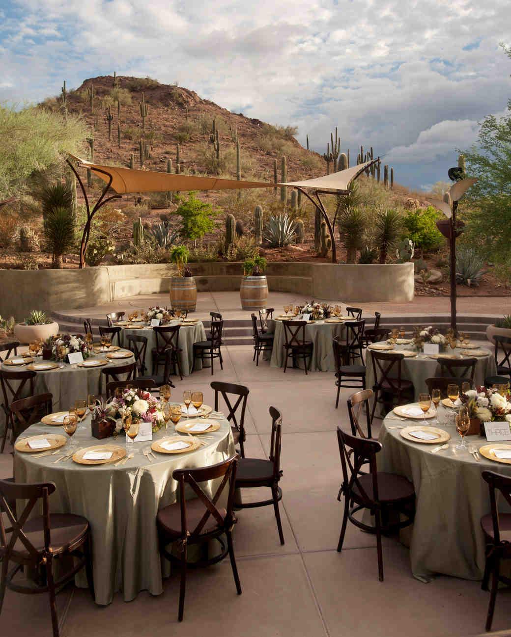 Botanical Gardens Phoenix Restaurant Fasci Garden