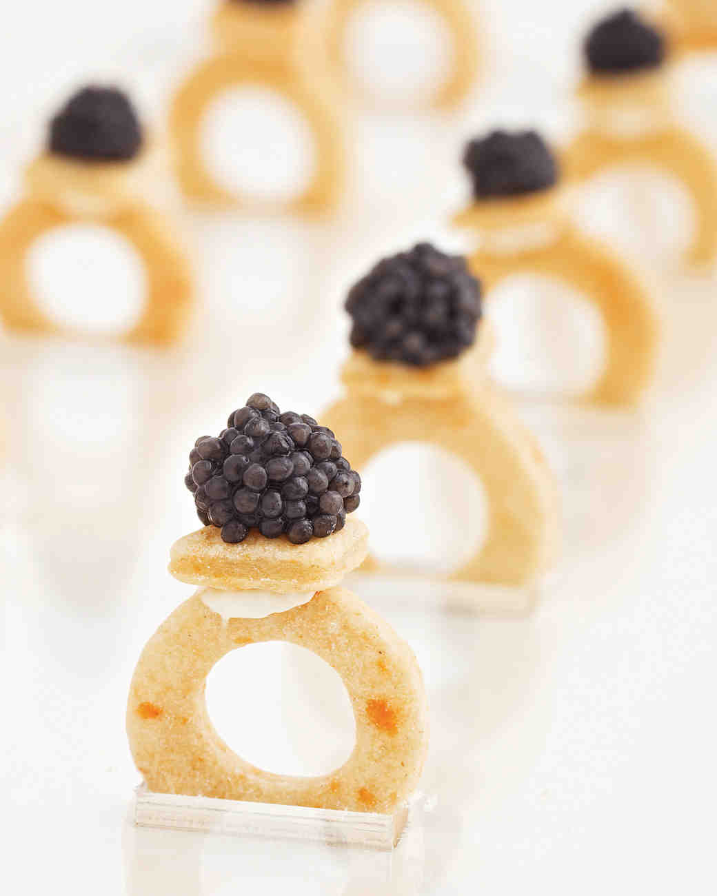 caviar rings