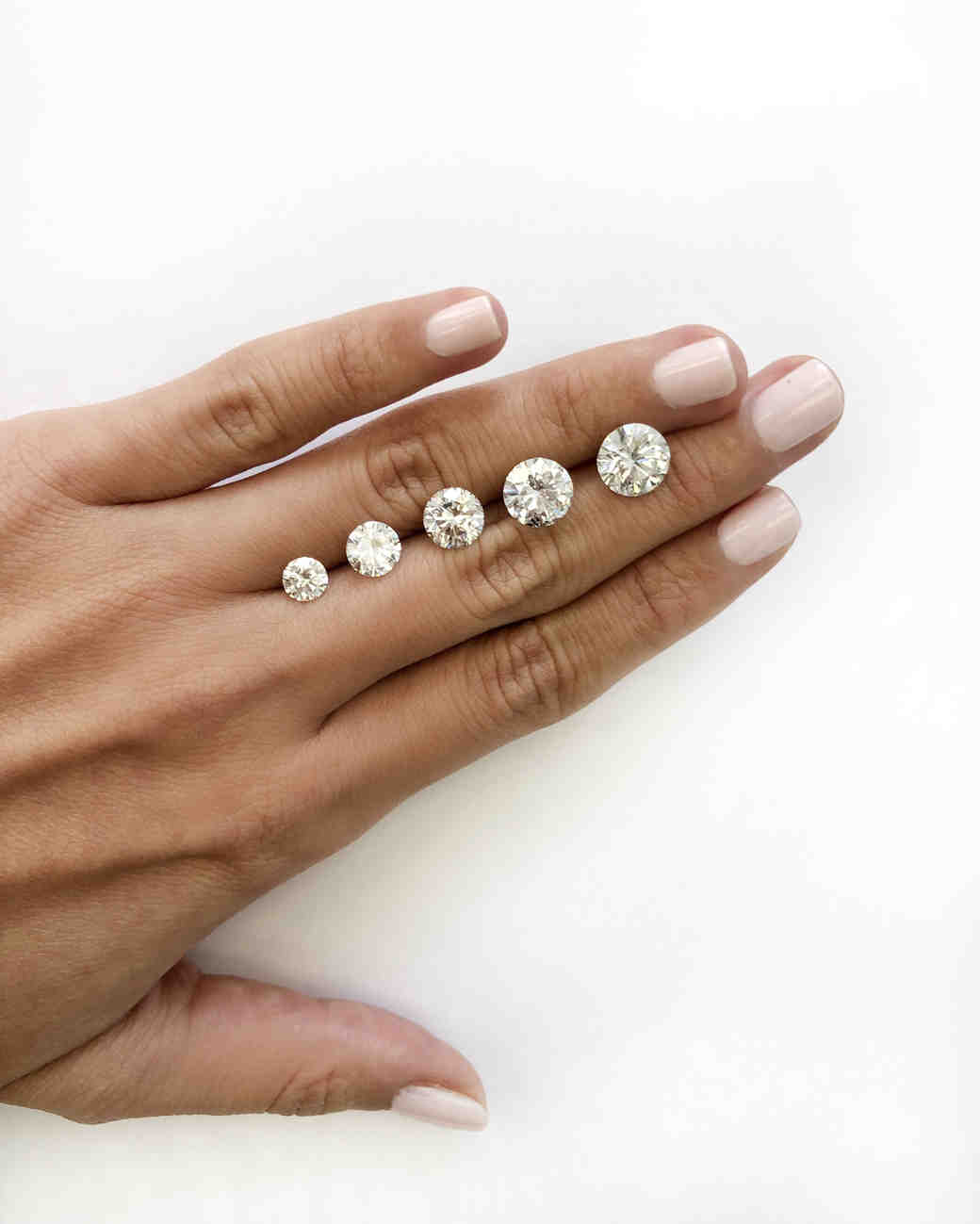 Hand With Diamonds: Best Looking 2 Carat Wedding Rings At Websimilar.org