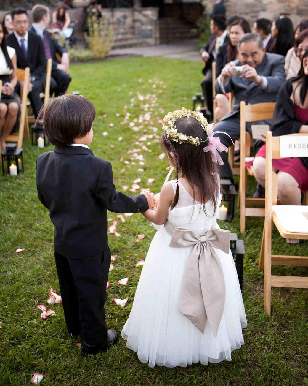 Real Weddings News: Real Wedding: Esther And David, Pocantico Hills, New York