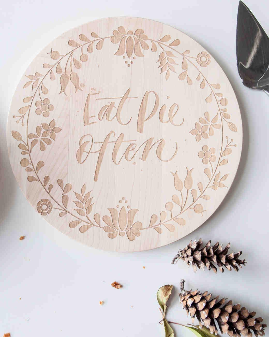 Gift Ideas For Hostess Of Dinner Party Part - 39: Martha Stewart Weddings