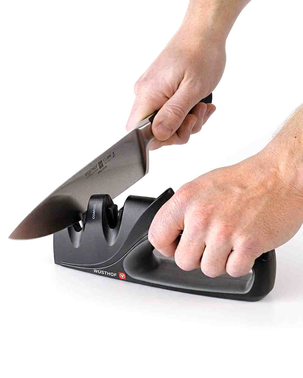 Wusthof 2-Stage Hand Held Sharpener