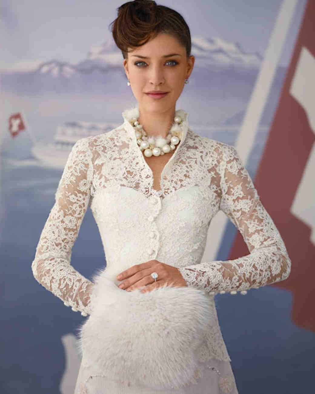 Switzerland Bridal Dresses