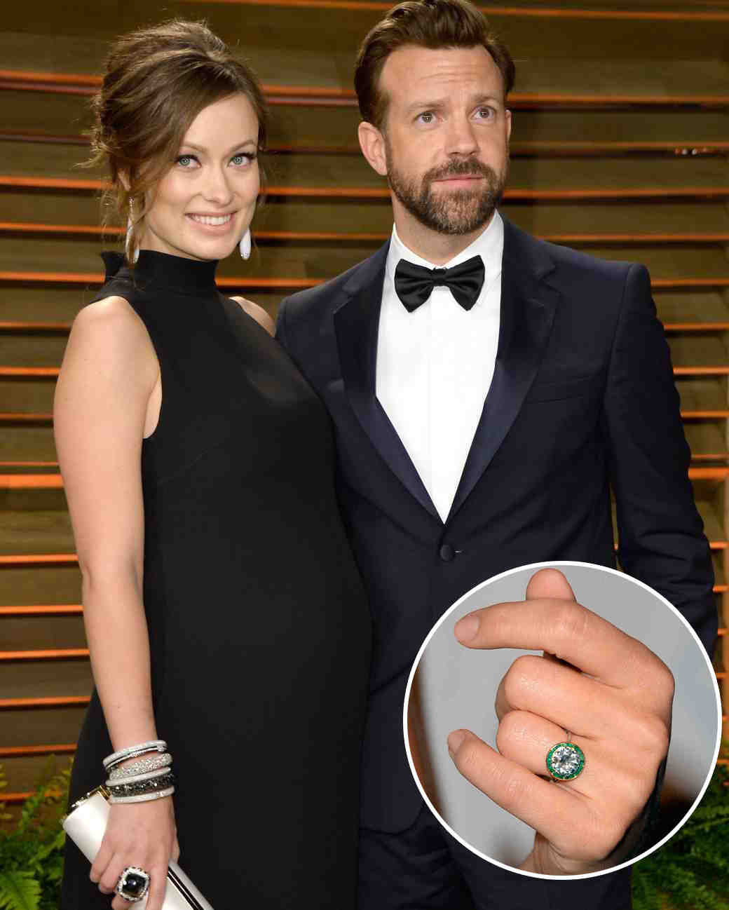 wedding unconventional engagement most male rings exclusive celebrity top