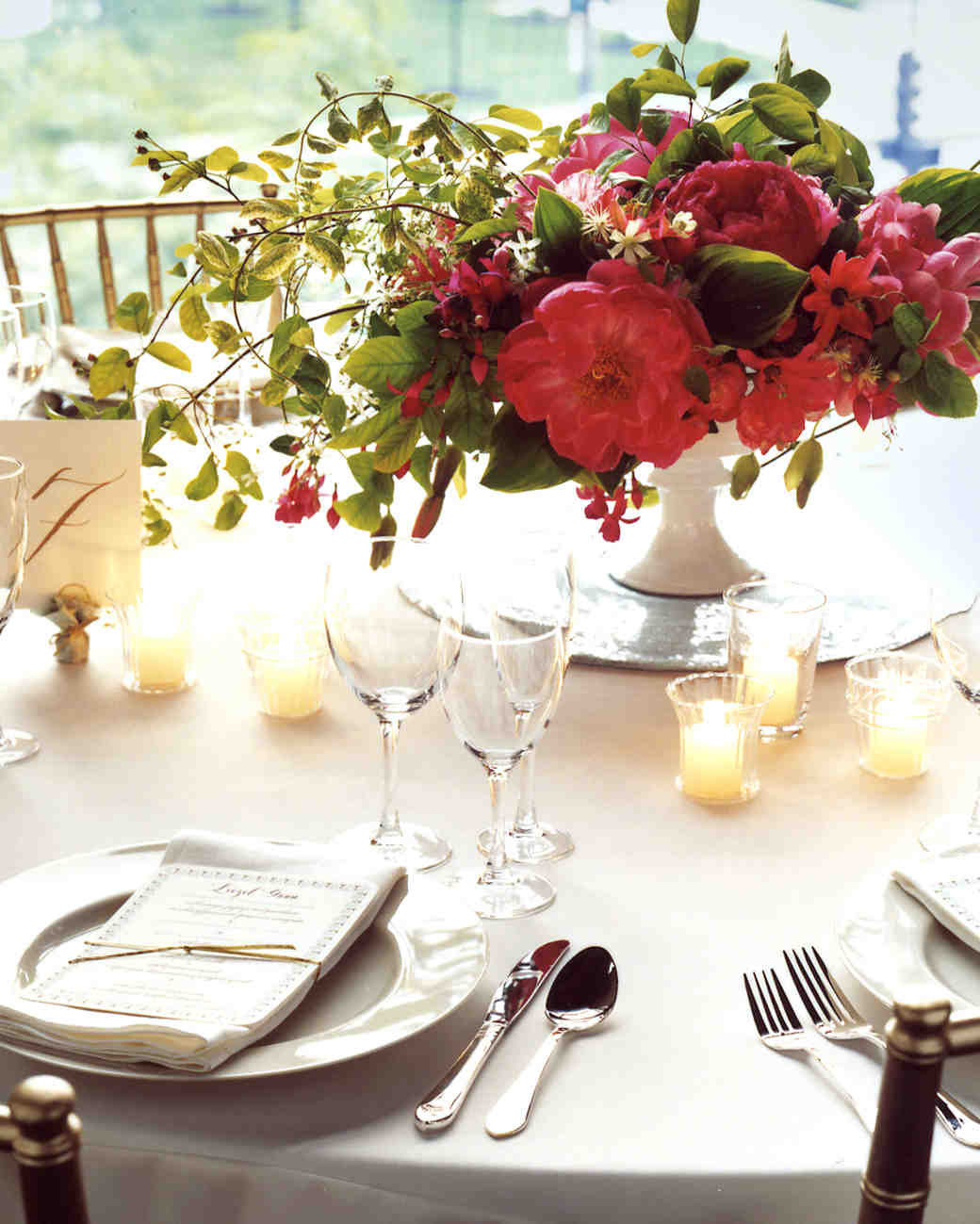 Flower Ideas from Real Weddings | Martha Stewart Weddings