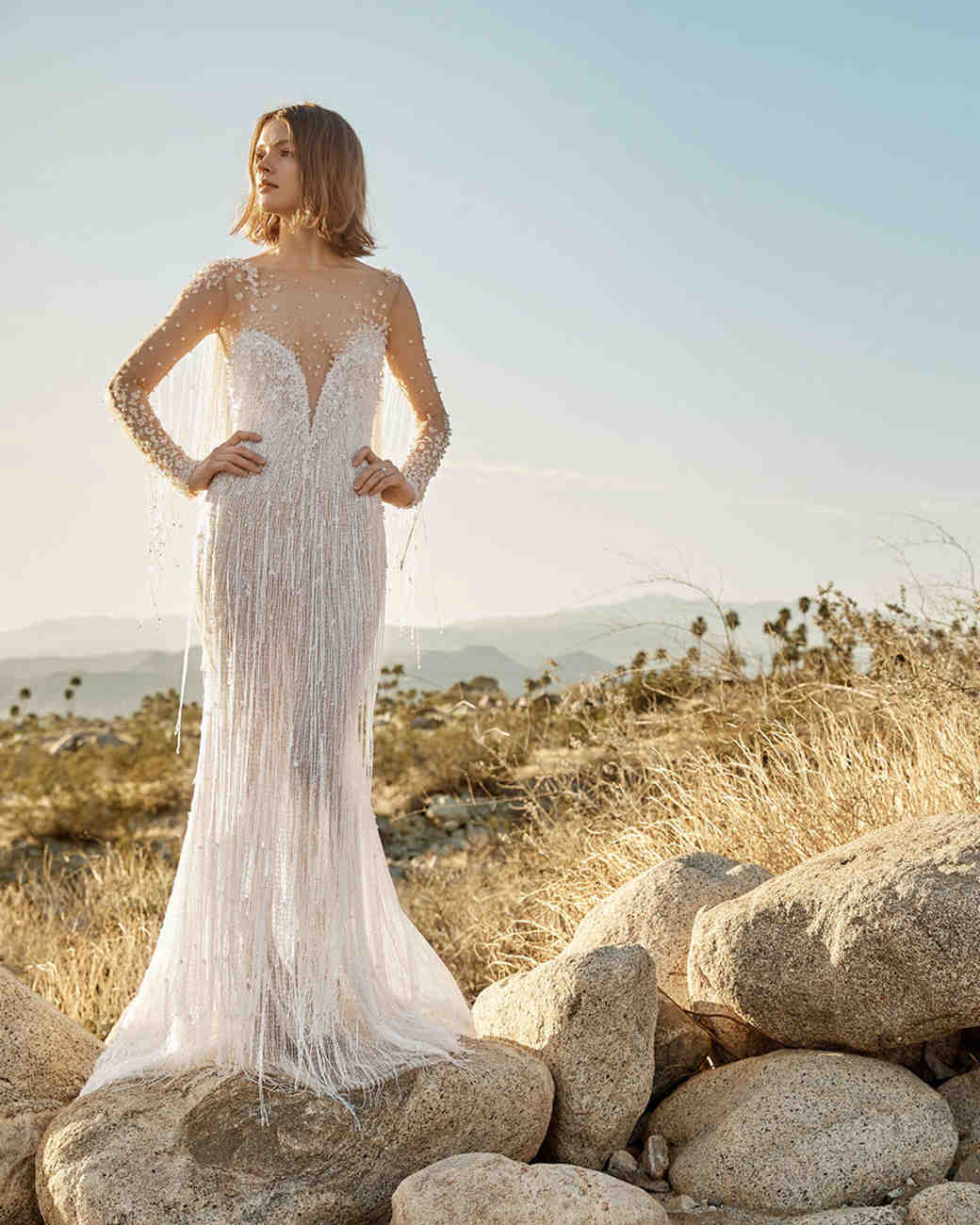 pronovias riva gown