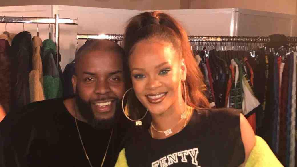 Rihanna's Hair Stylist Yusef Hair Tips