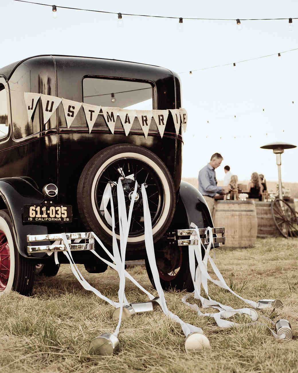 Ford getaway car