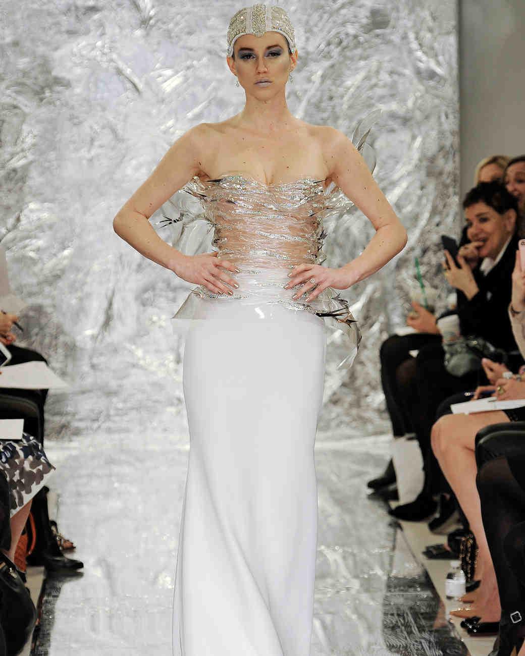 50 Two-Piece Wedding Dresses | Martha Stewart Weddings