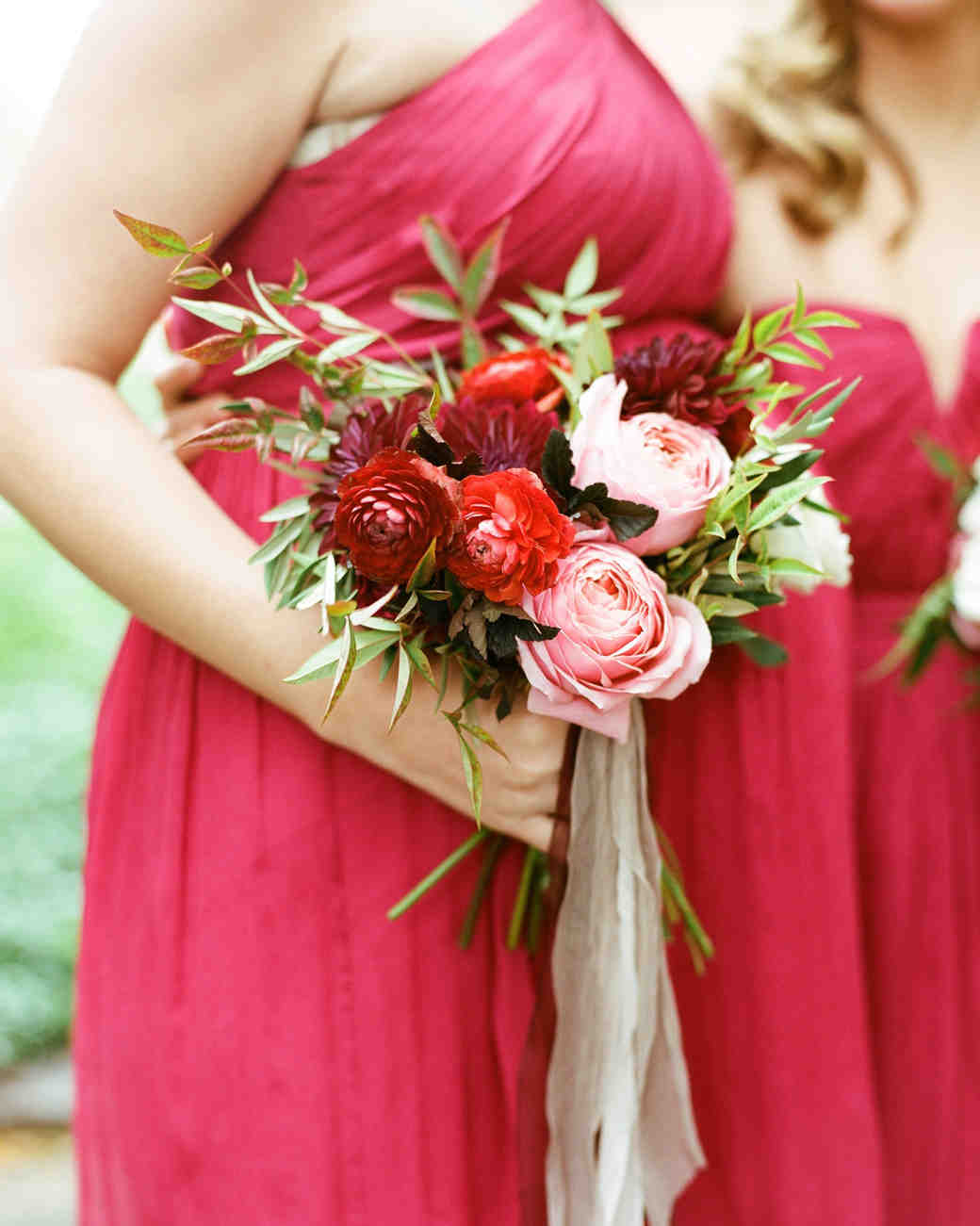 wedding party bouquets 49 bridesmaid bouquets your will martha 9841