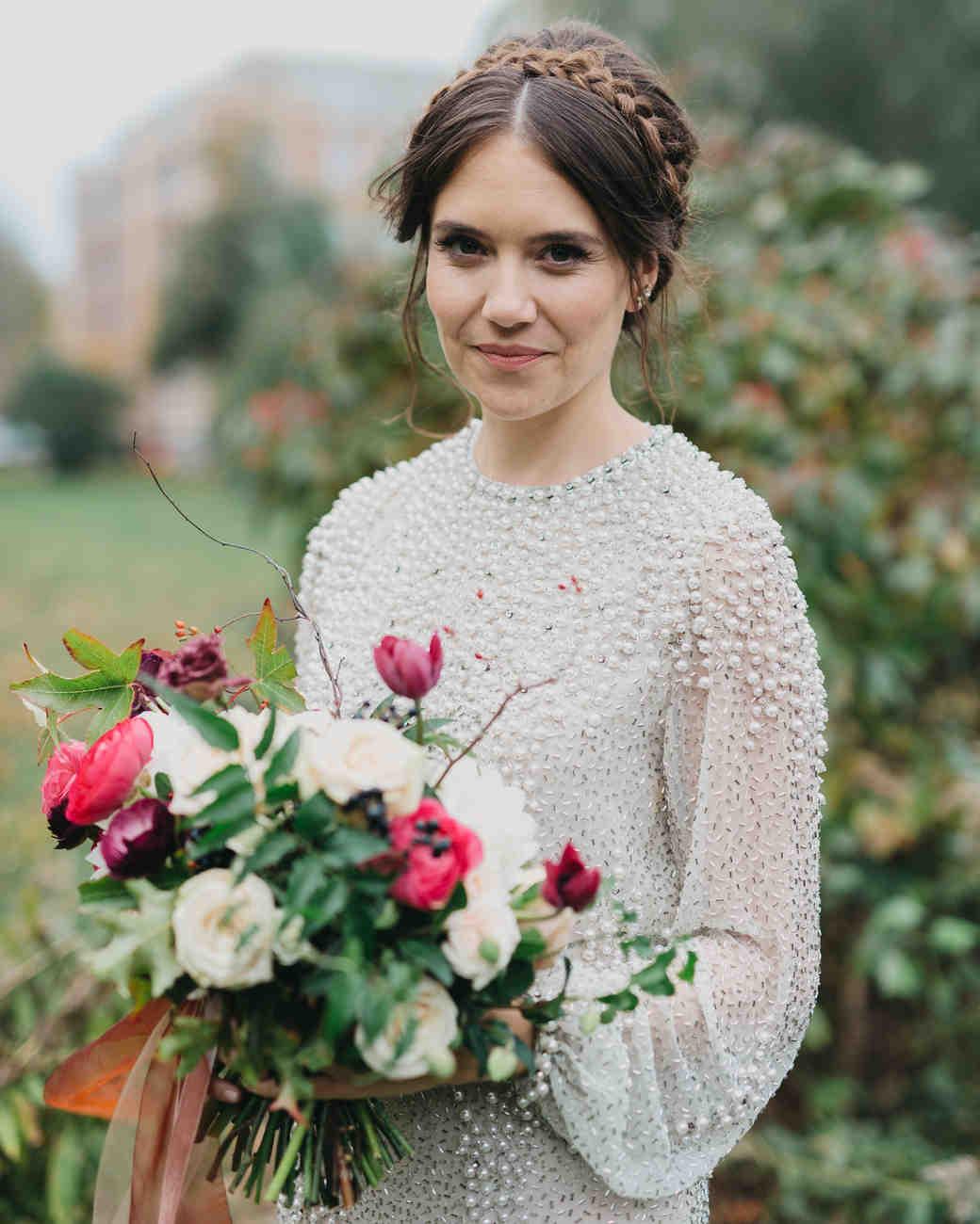 bridal updos kayla rocca