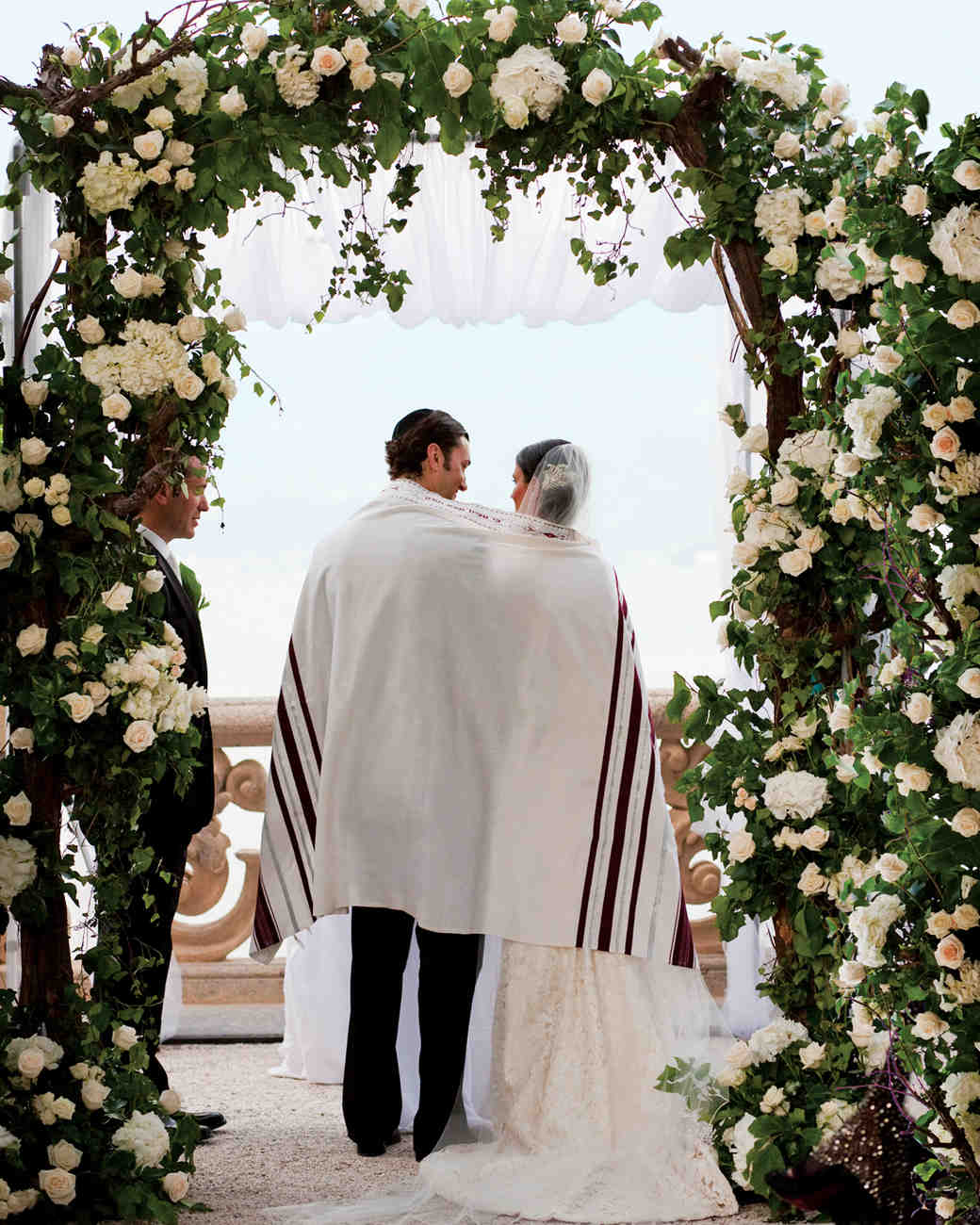 & 51 Beautiful Chuppahs from Jewish Weddings | Martha Stewart Weddings