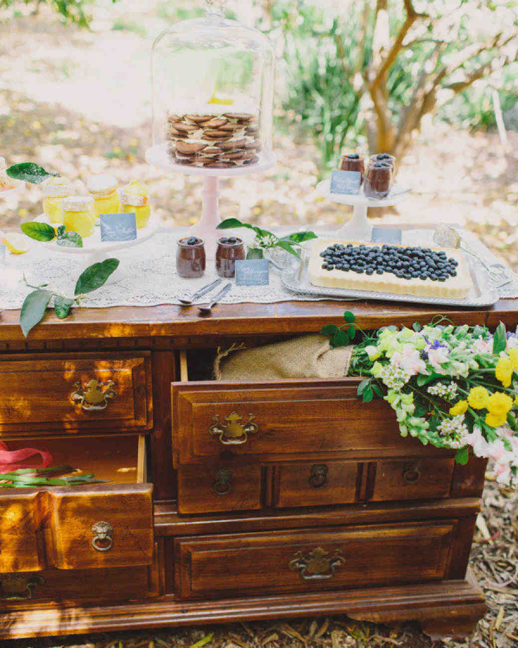 Wedding Dessert Table: 39 Amazing Dessert Tables From Real Weddings