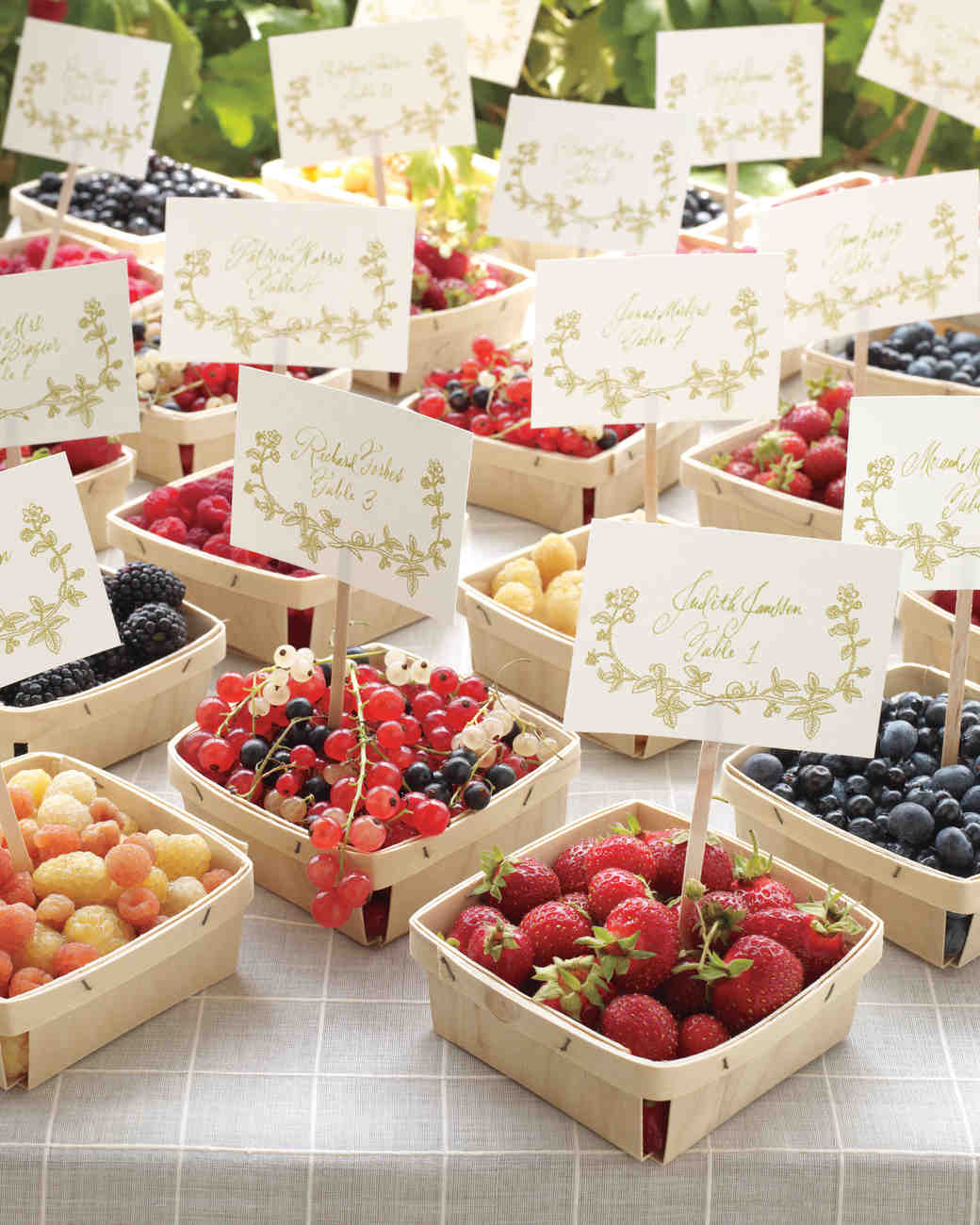 DIY Summer Wedding Ideas | Martha Stewart Weddings