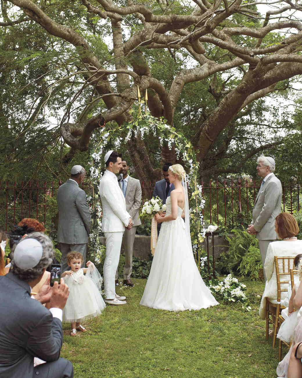 Erin Fetherston And Gabe Saporta S Pastel Colored Vintage Destination Wedding In Barbados Martha Weddings
