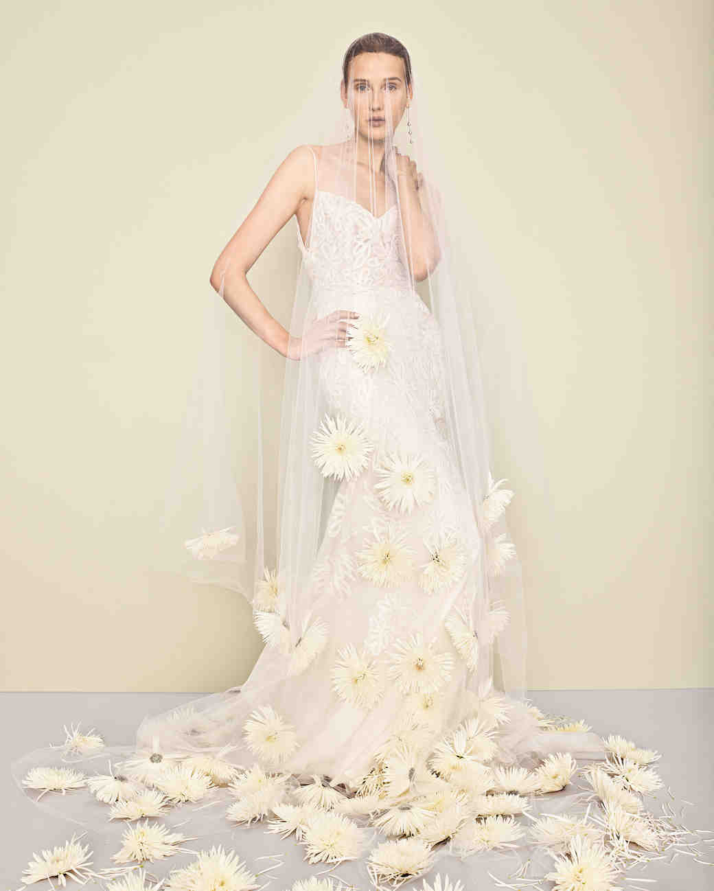 4f12a5f3fc1 Wedding Dresses Inspired by Flowers