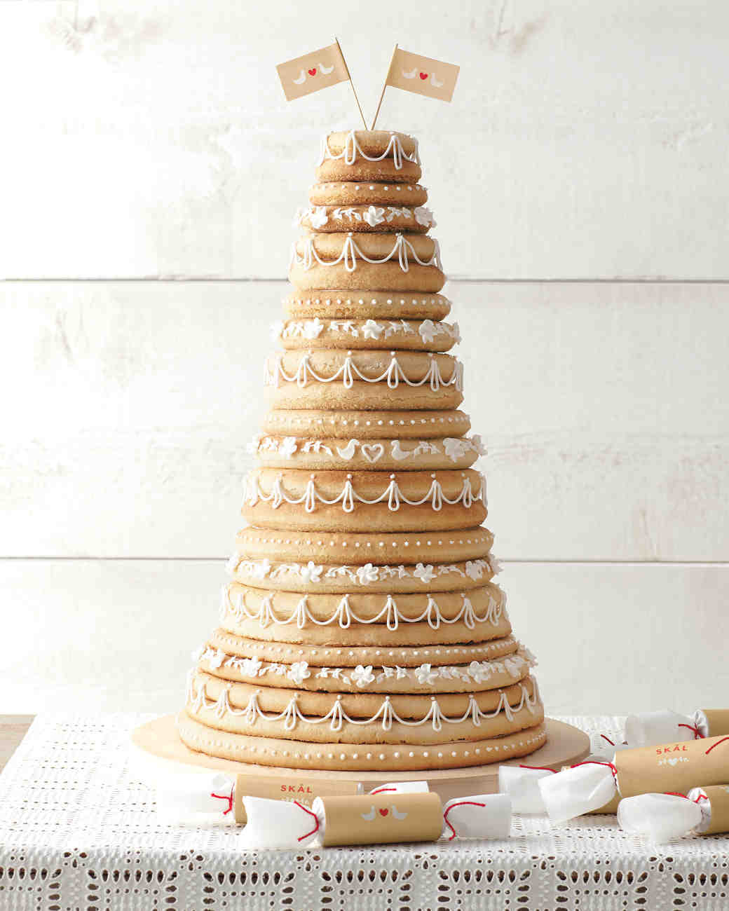 kransekake norwegian wedding cake worldly batters 5 wedding cakes from around the globe 16666