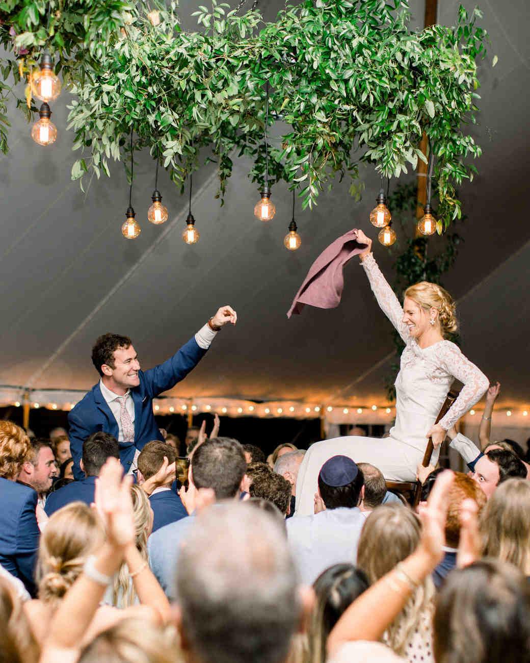 lauren josh wedding hora
