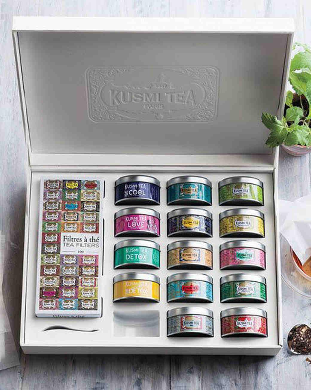 mom gift guide kusmi tea